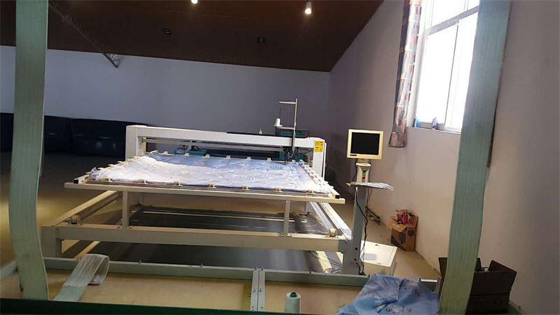 电脑绗缝机HMJ-D