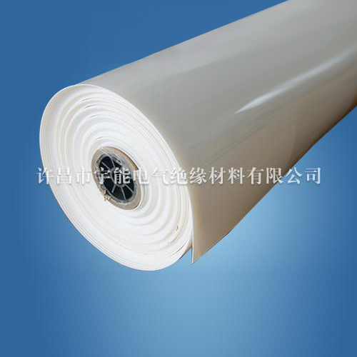 Polyester film composited board