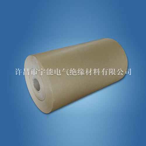 Electrical insulation power cable paper