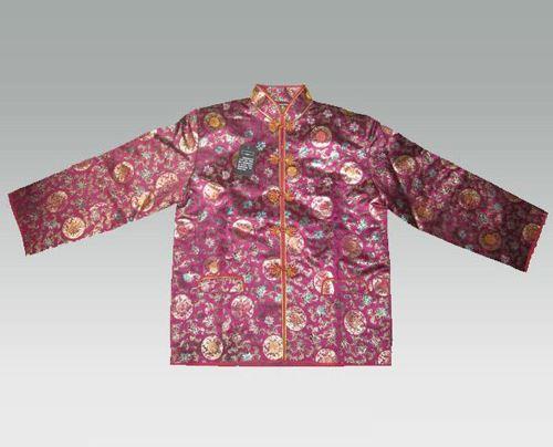 女式织锦唐装