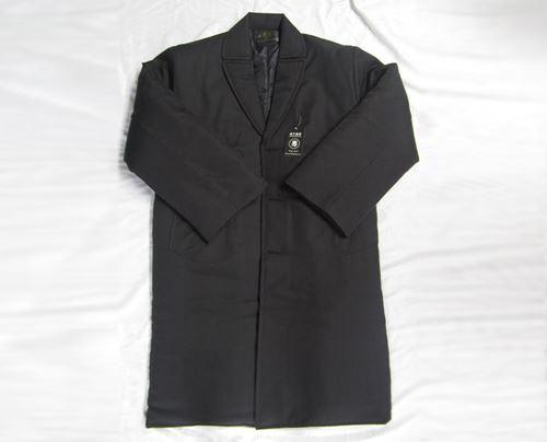 西式棉大衣