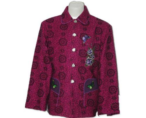 女新式唐装外套