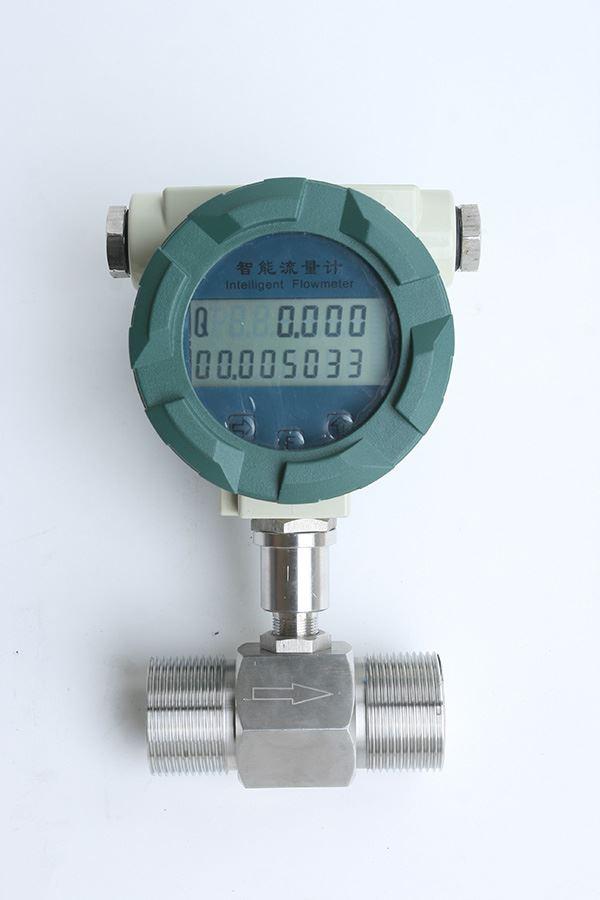 螺紋連接渦輪流量計