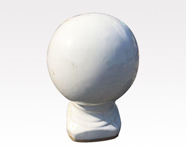 琉璃瓦圆球