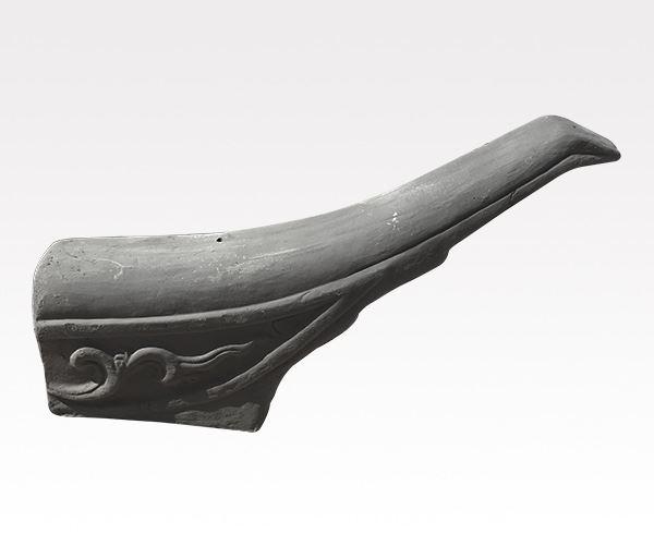 花脊挑角-高涛瓷业青灰瓦系列