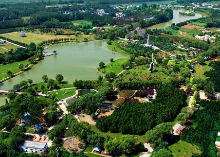 红安生态园