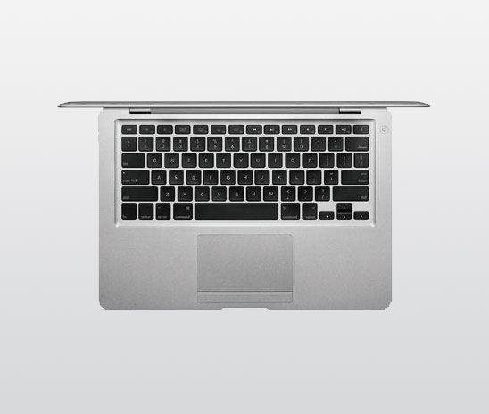 笔记本键盘加工