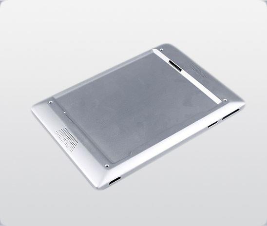 平板电脑五金配件加工