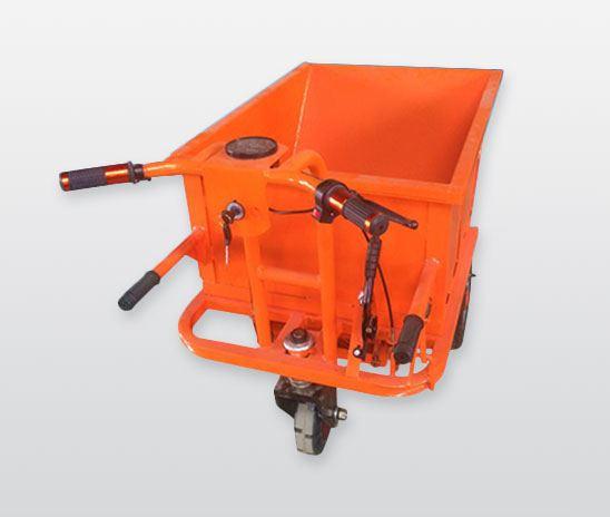 窑场专用工程电动车