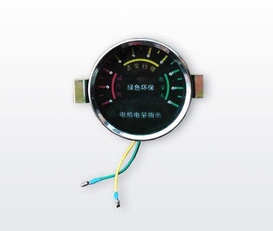 工程电动车仪表盘