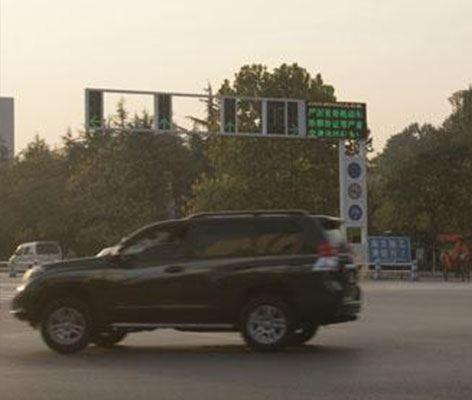 城市道路信號燈