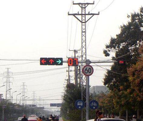 市区信号灯