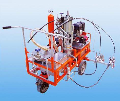 CKS手推车载两用式高压无气冷喷划线机
